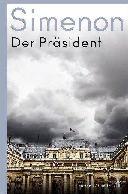Der Präsident - Georges Simenon