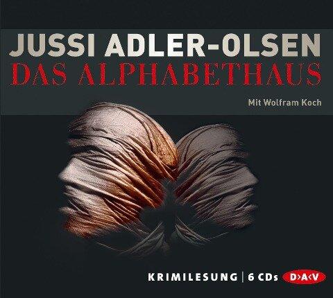 Das Alphabethaus - Jussi Adler-Olsen