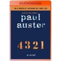 4 3 2 1: (Mp3-CD) - Paul Auster