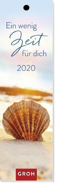 Ein wenig Zeit für dich 2020 -