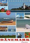 Dänemark - Ostseeküste (Tischkalender 2018 DIN A5 hoch) Dieser erfolgreiche Kalender wurde dieses Jahr mit gleichen Bildern und aktualisiertem Kalendarium wiederveröffentlicht. - N. N