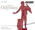 Odyssee. 6 CDs - Homer
