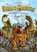 Dino Riders - Die Königin der Tigerkrieger - Leslie Hunter