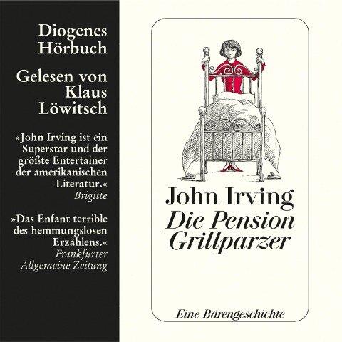 Die Pension Grillparzer - John Irving