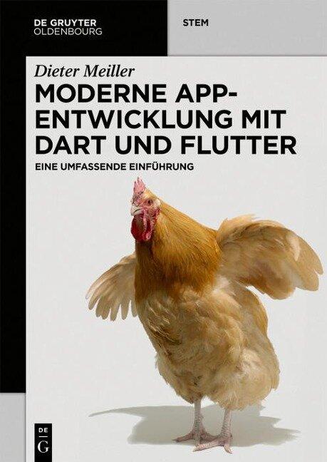 Moderne App-Entwicklung mit Dart und Flutter - Dieter Meiller