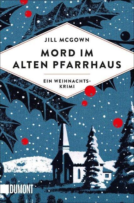 Mord im alten Pfarrhaus - Jill Mcgown