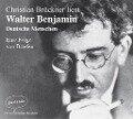 Deutsche Menschen - Walter Benjamin