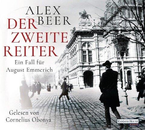 Der zweite Reiter - Alex Beer