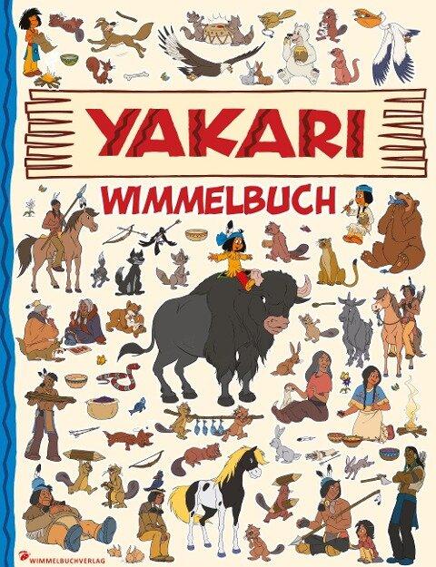 Yakari Wimmelbuch - Madlen Frey