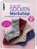 Der geniale Sockenworkshop - Stephanie van der Linden, Ewa Jostes