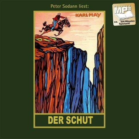 Der Schut. 2 MP3-CDs - Karl May