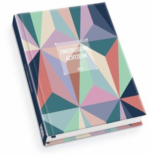 Taschenkalender 2018 - Diamond Print