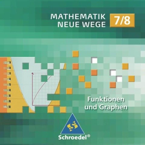 Mathematik Neue Wege 7 / 8. Lernsoftware . CD-ROM für Windows ab 98 -