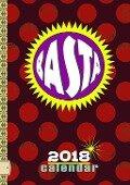 Basta Taschenkalender 2018 -