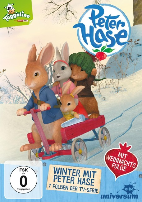 Peter Hase DVD 08 - Winter mit Peter Hase -