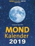 Mondkalender 2019 - Abreißkalender - Susanne Janschitz