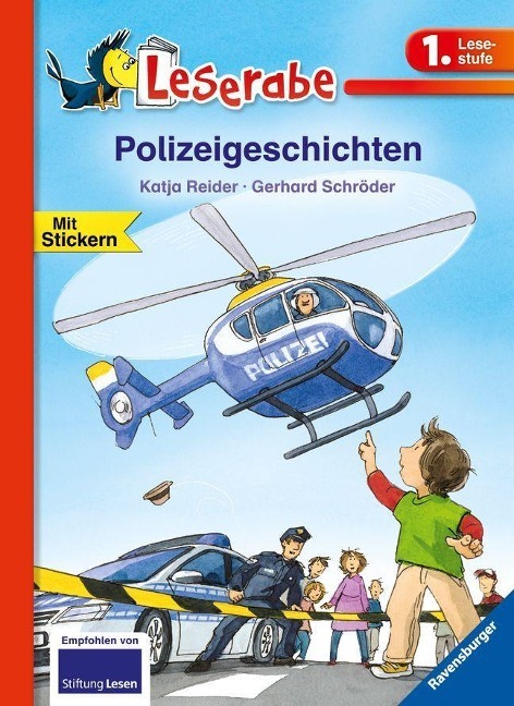 Polizeigeschichten - Katja Reider