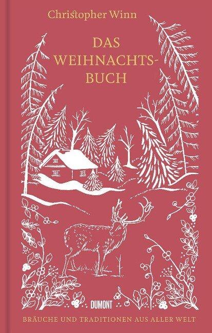 Das Weihnachtsbuch - Christopher Winn