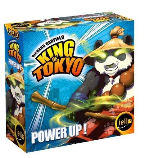 King of Tokyo - Power Up - Richard Garfield