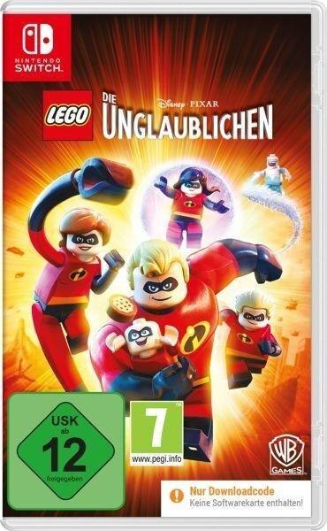 LEGO Die Unglaublichen (Nintendo Switch) (Code in a Box) -