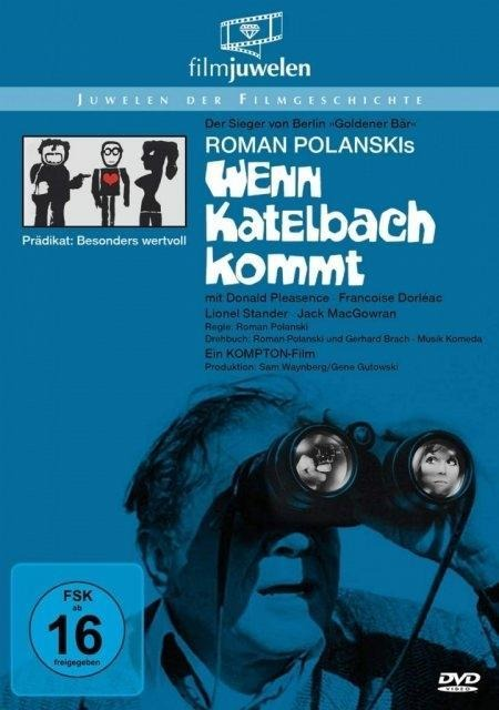 Wenn Katelbach kommt ...DVD -