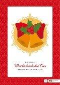 """Singen und Musizieren mit Senioren: """"Macht hoch die Tür"""" - Advents- und Weihnachtslieder, Textheft -"""
