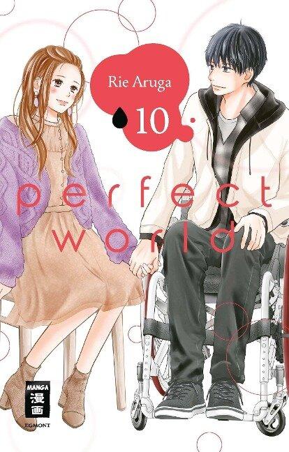 Perfect World 10 - Rie Aruga