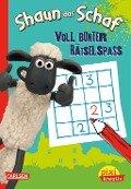Pixi kreativ Nr. 77: VE 5 Shaun das Schaf: Voll bunter Rätselspaß -