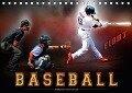 Baseball - Fight (Tischkalender 2018 DIN A5 quer) - Peter Roder