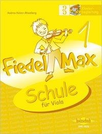 Fiedel-Max - Schule 1 - Andrea Holzer-Rhomberg