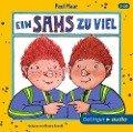 Ein Sams zu viel (2 CD) - Paul Maar