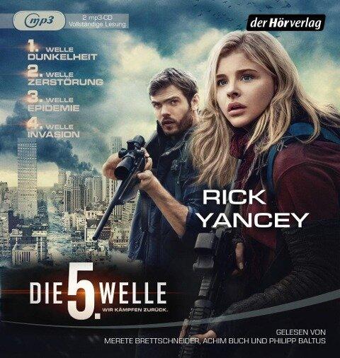 Die fünfte Welle - Rick Yancey