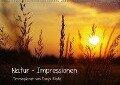 Natur - Impressionen Terminkalender von Tanja Riedel österreichische EditionAT-Version (Wandkalender 2018 DIN A2 quer) - Tanja Riedel