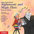 Nightmusic and Magic Flute. Mozart for children. CD - Marko Simsa