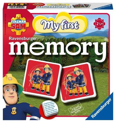 Fireman Sam Mein erstes memory® Lustige Kinderspiele -