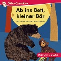 Ab ins Bett, kleiner Bär und andere Gute-Nacht-Geschichten (CD) - Britta Teckentrup