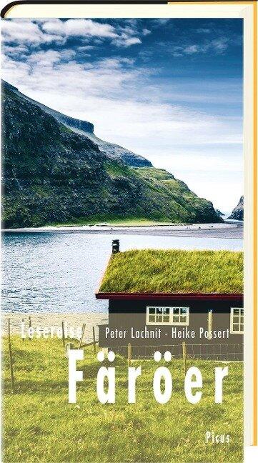 Lesereise Färöer - Heike Possert, Peter Lachnit