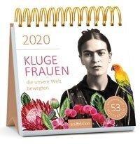 Postkartenkalender Kluge Frauen, die unsere Welt bewegten 2020 -