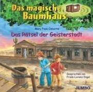 Das magische Baumhaus 10. Das Rätsel der Geisterstadt. CD - Mary Pope Osborne