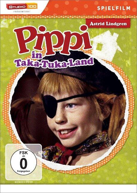 Pippi in Taka-Tuka-Land - Astrid Lindgren