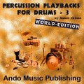 Percussion Playbacks for Drums - 3 -