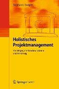 Holistisches Projektmanagement - Stephanie Borgert
