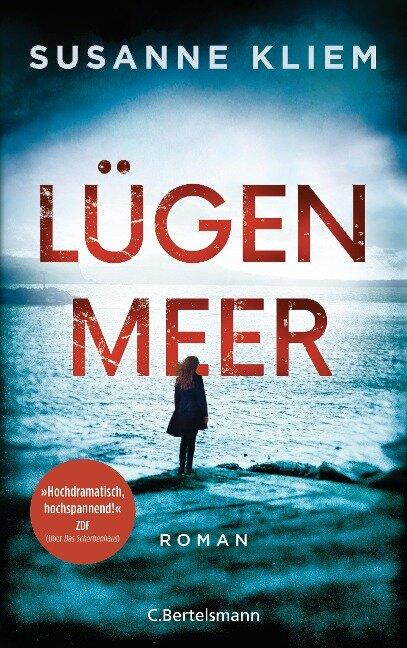Lügenmeer - Susanne Kliem