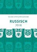 Sprachkalender Russisch 2018 - Irina Augustin