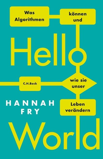 Hello World - Hannah Fry