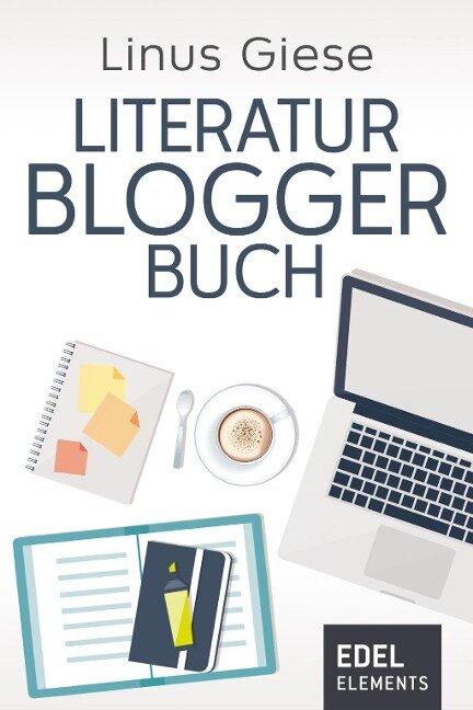 Literaturbloggerbuch - Linus Giese
