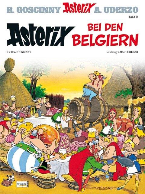 Asterix 24 - René Goscinny