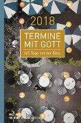 Termine mit Gott 2018 - Taschenbuchausgabe -