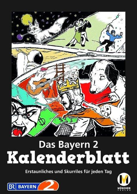 Das Bayern 2 Kalenderblatt - Frank Halbach, Susi Weichselbaumer
