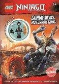 LEGO® NINJAGO® - Garmadons Motorrad-Gang -
